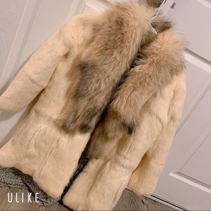 High End Fur Jacket